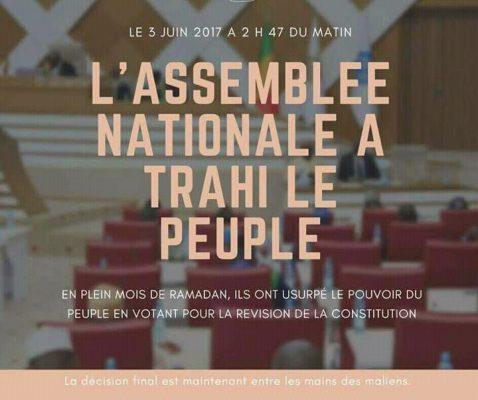 référendum au mali