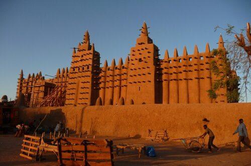 Article : Mali: dealers religieux