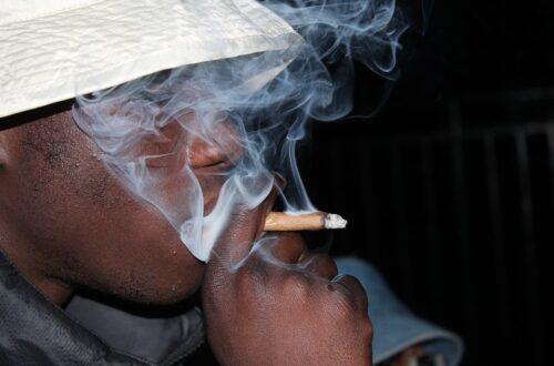 Article : Le dernier joint de marijuana