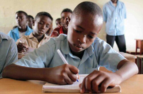 Article : Trois moyens efficaces pour améliorer le système éducatif malien
