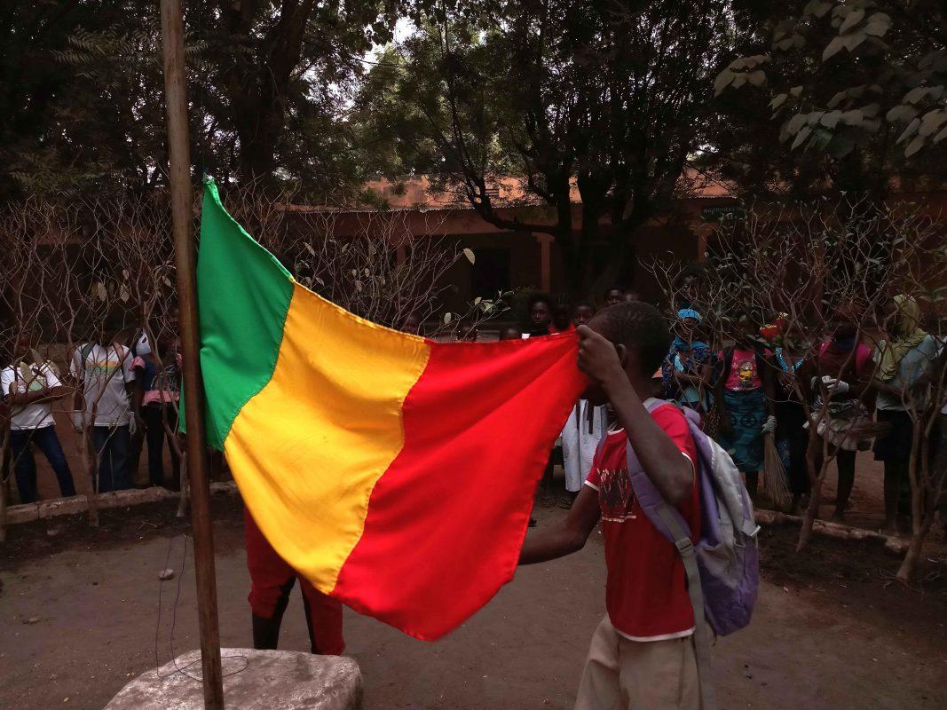 Mali drapeau