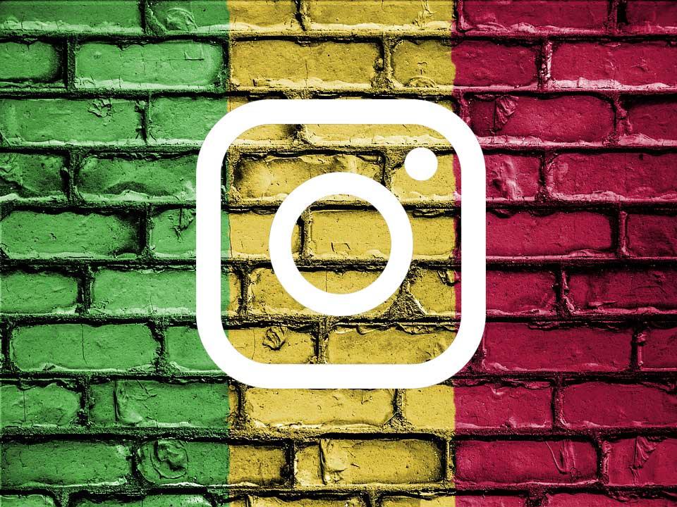 Mali sur Instagram