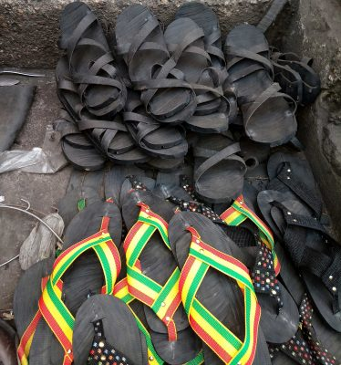 Chaussures made in Mali