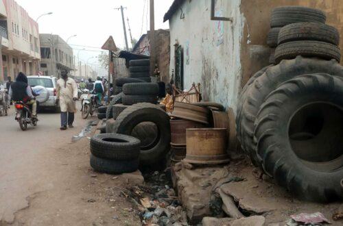Article : Recyclage à la malienne : la seconde vie des pneus