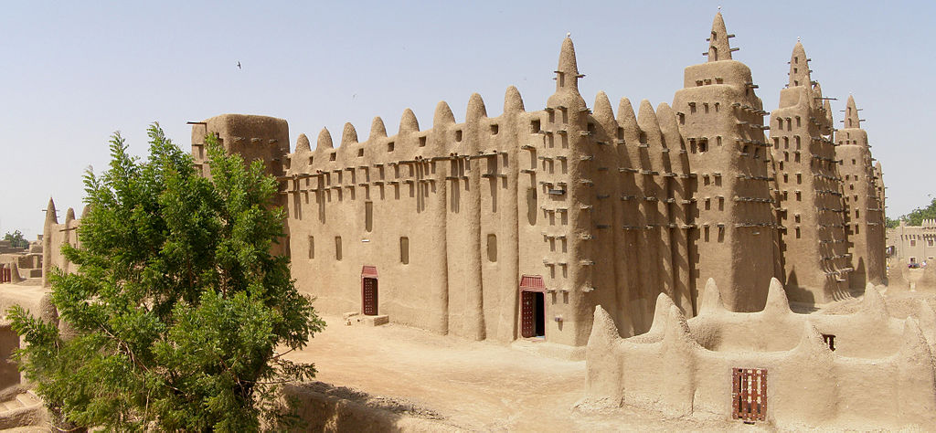 Mosquée Djenne
